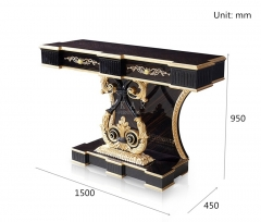 Newly Designed Luxury Style High Class Entrance Table