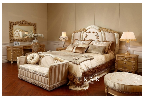 Luxury Mansion Bedroom Furniture Set