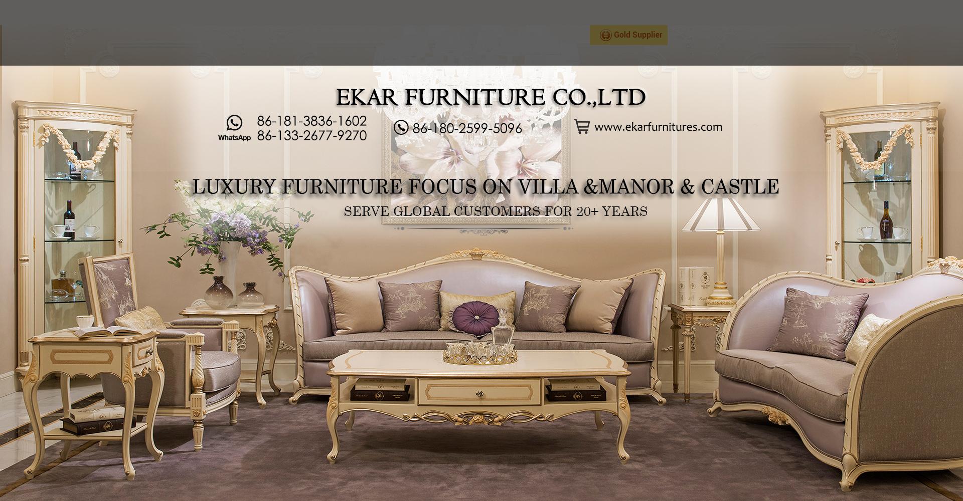 Ekar Furniture-Classic Furniture