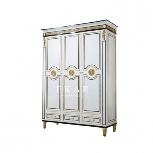 Luxury Spanish Design 3 Door Wardrobe