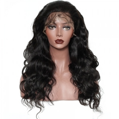 250% Lace Front human Hair Wigs Body Wave Full Lace Wigs with Baby Hair Natural Hair Line