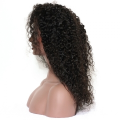 250% Density Wig Pre-Plucked Full Lace Human Hair Wigs with Baby Hair for Black Women Natural Hair Line