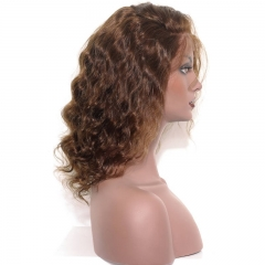 Full Lace Human Hair Wigs Prices  Brazilian Remy Hair Body Wave Pre-Plucked Natural Hair Line