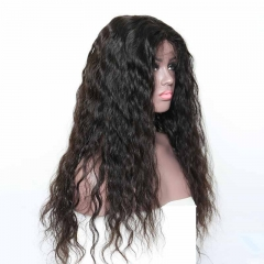 Buy Top Grade Glueless Silk Base Full Lace Wig 150% Density Real Human Hair Wigs For Black Women Silk Top Wigs In Stock