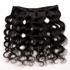 Brazilian Virgin Human Hair Weave Bundles For Sale 1 Pcs Body Wave 8A Beauty Hair Products Human Hair Extensions