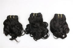 Natural Hair Extensions Virgin Malaysian Hair Black Hair Weave Styles Wave Black