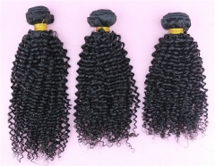 Virgin Indian Hair Curly Hair Weave Wholesale Human Hair Thick Hair Extension