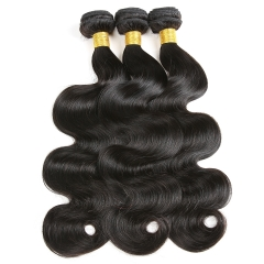 Brazilian Remy Hair Extensions Hair Factory Permanent Hair Extensions 100g/pc Bundles of Weave Body Wave