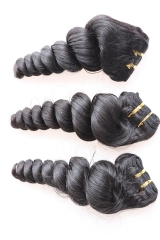 Human Hair Fashion Hair Extensions Cost Pretty Hair Weave Sewn in Hair Extensions Spring Curl