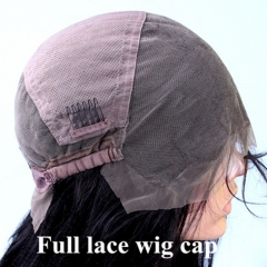 Full lace wig 8A Grade Full Lace Human Hair Wigs Malaysian silky straigh for Black Women