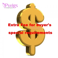 Extra Fee for buyer's special requirements