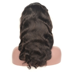 150% Density 13x6 Lace Front Wigs Human Hair with Baby Hair for Balck Women Body Wave Brazilian Human Virgin Hair Lace Front Wigs Natural Hairline