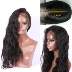 Body Wave Pre Plucked 13x6 Long Space Lace Front Human Hair Wigs With Baby Hair Peruvian Human Hair Full Lace Wigs For Black Women