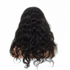 Body Wave 13x6 Deep Part Lace Front Human Hair Wigs With Baby Hair Pre Plucked 150% Density Brazilian Human Hair Wigs
