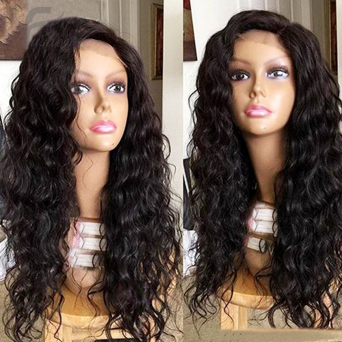 13x6 Lace Front Wig 150% Density Human Hair Curly Wigs for Black Women 360 Full Lace Front Wigs with Baby Hair Pre Plucked Natural Hairline