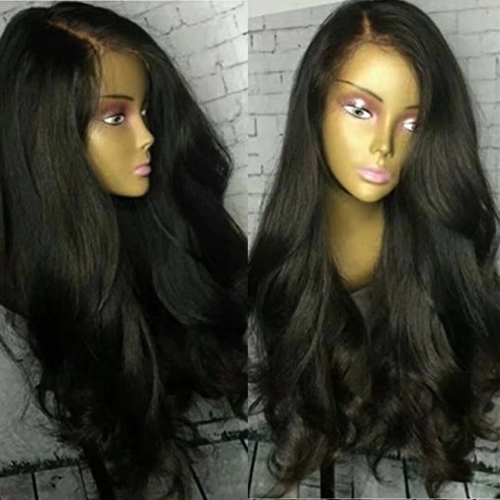 13X6 Lace Front Wigs Wavy Human Hair Wigs With Baby Hair 150% Density For Black Woman Body Wavy Brazilian Remy Hair Wig
