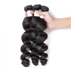 Human Hair Brazilian Wave Silk Base Closure With Bundles Virgin Human Hair Silk Top Closure Bleached Knots With Baby Hair