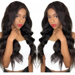 360 Lace Wigs Body Wave 180% Density Brazilian Human Hair Full Lace Human Hair Wigs
