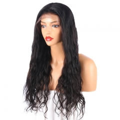 250 Density Lace Front Human Hair Wigs For Women Brazilian Hair 13x6 Lace Frontal Wig With Baby Hair Remy Pre Plucked