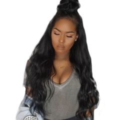 Affordable Silk Top Full Lace Wigs Cheap Human Hair Wigs With Baby Hair Elastic Cap Body Wave Pre-Plucked Natural Hair Line