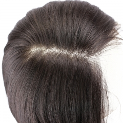 13x6 Deep Part Human Hair Lace Front wig Side Part Straight Brazilian Hair Wig Pre Plucked Hairline