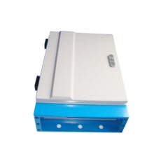 40dBm 1800MHz Dcs Channel Selective Repeater/Mobile Repeater/Mobile Phone Repeater (GW-40CSRD)