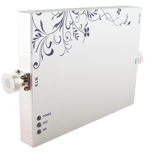 23dBm Dcs 1800MHz Mini Line Amplifier Cell Phone Signal Repeater Booster (GW-23LAD)