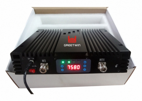 LTE800+DCS1800+LTE2600 tri band signal repeater