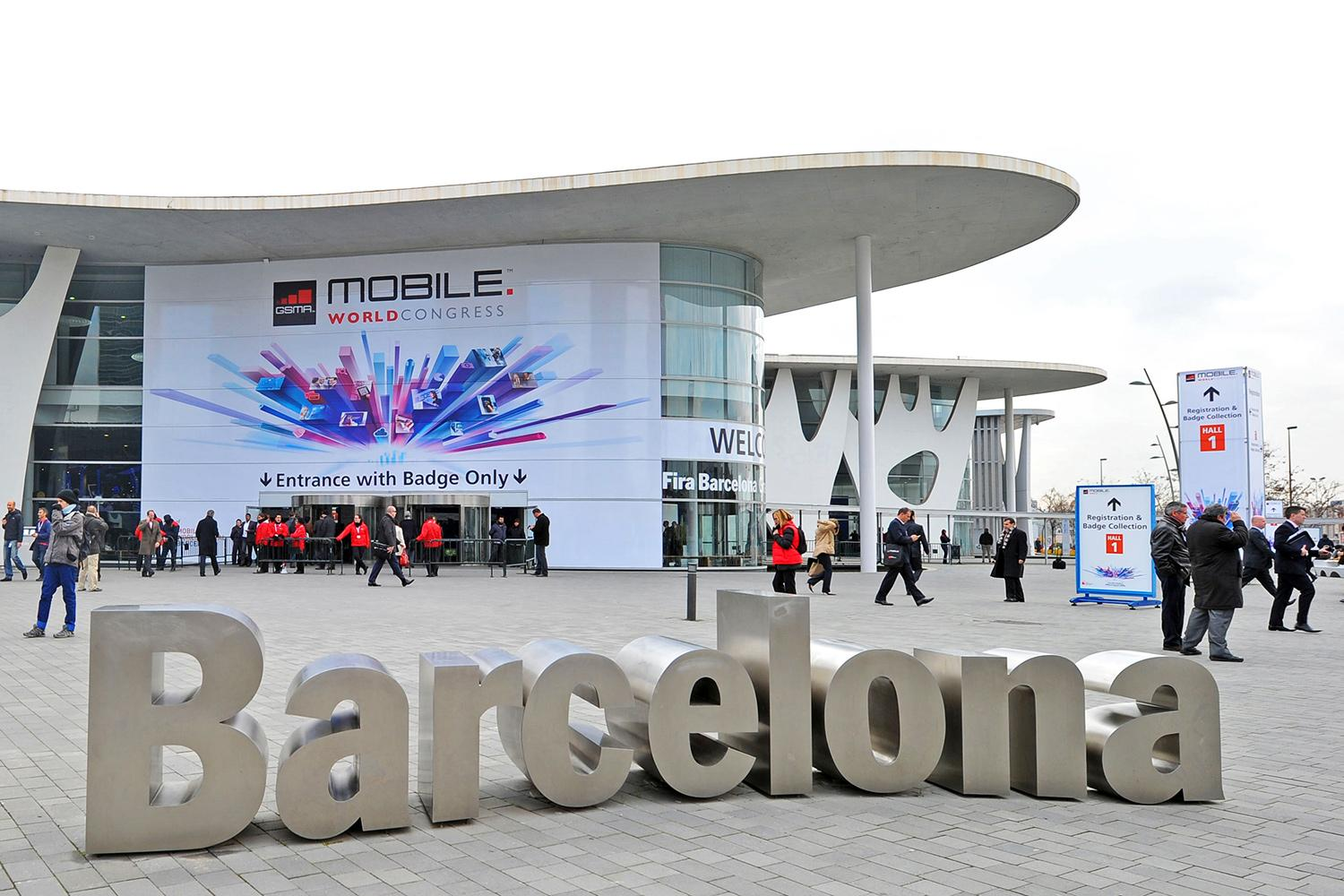Mobile World Congress in barcelona - MWC 2019