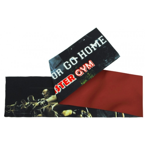 YE795 - Sublimated Scarf Single Sided