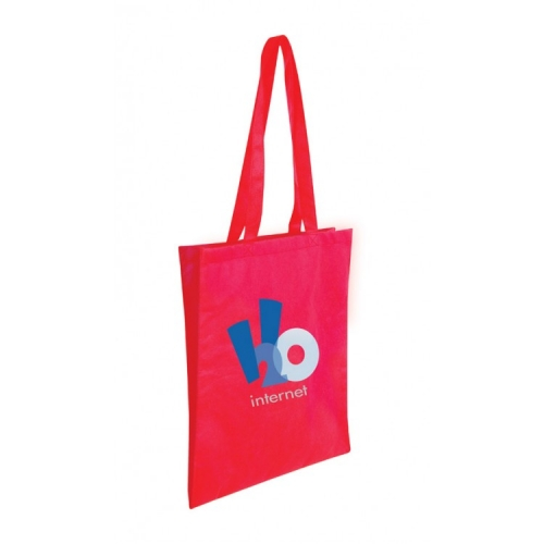 YB4016/YR001 - Tote Bag with V Gusset