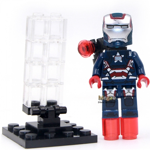 Hot sale Decool 0161 #170 MK1 Iron Marvel Super Hero Action Figure Building Blocks Kids