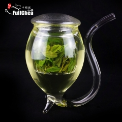 300ml Glass Teapot Bottle For Water Puer Wine Juice Filtered Tea Pot Special Mugs and Cups Chinese Tea Set Gift Drinkware
