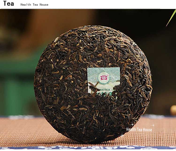 chinese puer tea