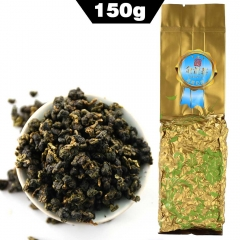 150g Taiwan Milk Oolong Tea AAAAA+ Chinese Food High Mountain Jin Xuan Oolong Green Tea, Milk Flavor Fragrant And Mellow Taste best oolong tea