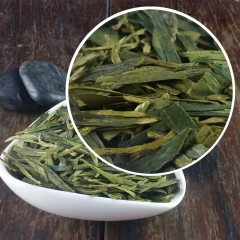 Dragon Well New Spring Chinese Longjing Green Tea, Long Jing Tea premium quality tea
