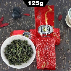 Spring TieGuanYin Tea for Weight Loss Tie Guan Yin Green Tea Oolong with Vacuum Packing 125g best oolong tea