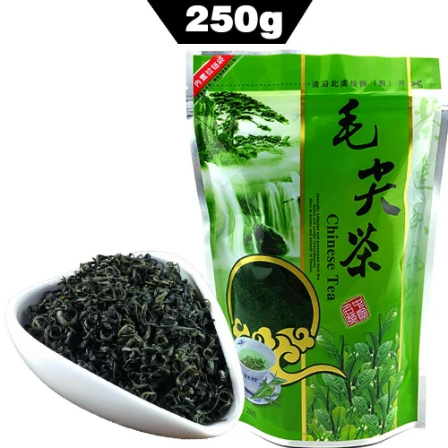 Green Tea Maojian Tea Organic Healthy Food Help Weight Loss New Spring China Xinyang Mao Jian Tea 250g / Bag chinese beat green tea organic tea online