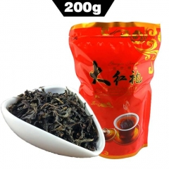 200g AAAAA Chinese Da Hong Pao Big Red Robe Oolong Tea The Original Gift Tea Healthy Care Dahongpao Tea Flower Fragrance best oolong tea
