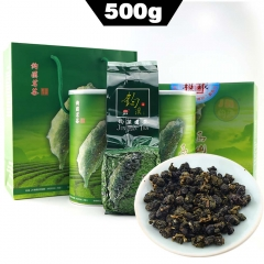 Taiwan Jin Xuan Hand-picked High Mountain Tea Oolong Tea 500g