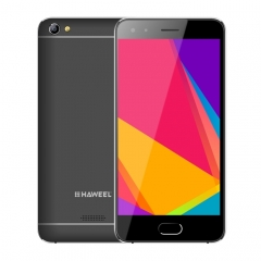 HAWEEL H1, 1GB+8GB, Network: 3G, 5.0 inch Android 6.0 MTK6580 Quad Core 1.2GHz, 2300mAh Capacity Battery(Black)