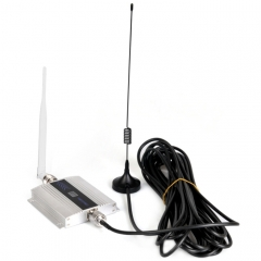 GSM 850MHz Signal Booster / CDMA Signal Repeater with Sucker Antenna