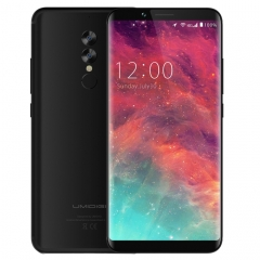 [HK Stock] UMIDIGI S2, 4GB+64GB, Dual Back Cameras, Fingerprint Identification, 5100mAh Battery, 6.0 inch Sharp Screen Android 6.0 Helio P20 Octa Core