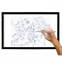 Huion A2 Ultra Thin Adjustable USB LED Light Board Light Tracing Pad