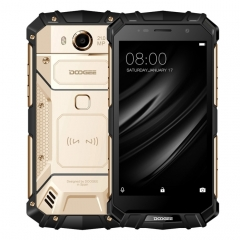 [HK Stock] DOOGEE S60 Triple Proofing Phone, 6GB+64GB, IP68 Waterproof Dustproof Shockproof, 5580mAh Battery, Fingerprint Identification, 5.2 inch Sha