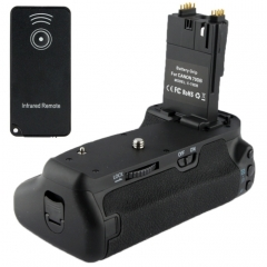 Professional Creates Beautiful Moment Vertical Battery Grip with Infrared Remote for Canon C70DB