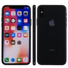 For iPhone X Color Screen Non-Working Fake Dummy Display Model(Black)