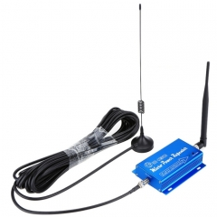 GSM 900MHz F Plug Mini Mobile Phone Signal Repeater with Sucker Antenna