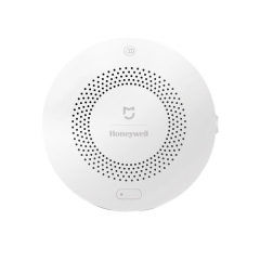 Original Xiaomi Mijia Honeywell Smart Natural Gas Alarm CH4 Monitoring Detector Alarm, Work Independently or Work with Multifunctional Gateway (CA1001)