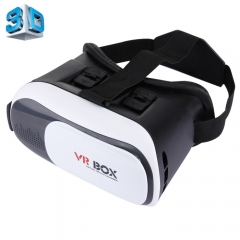 VR BOX 2.0 Version Universal Virtual Reality 3D Video Glasses for 3.5 to 6 inch Smartphones
